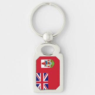 Bermuda-Flagge Schlüsselanhänger