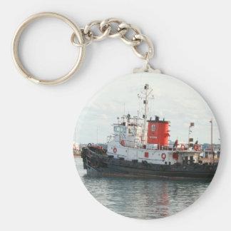 Bermuda-Schlepper keychain Schlüsselanhänger