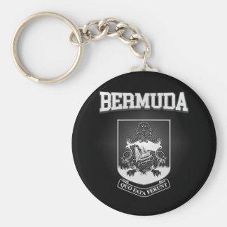 Bermuda-Wappen Schlüsselanhänger