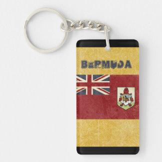 Bermudaschlüsselketten-Andenken Schlüsselanhänger