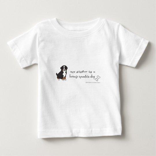 bernese Gebirgshund Baby T-shirt