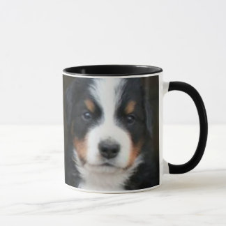 Bernese Gebirgshundewelpen-Tasse Tasse