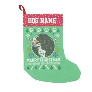 Bernese Gebirgshundezucht-hässliche Kleiner Weihnachtsstrumpf