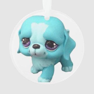 Bernhardiner-Hundeverzierung Ornament
