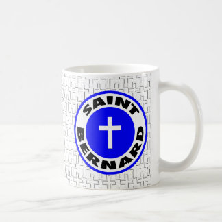 Bernhardiner Kaffeetasse