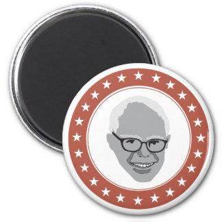 """Bernie """"Gefühl Sandpapierschleifmaschinen des Runder Magnet 5,7 Cm"""
