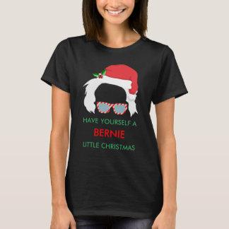 Bernie-Sandpapierschleifmaschine-Feiertags-T - T-Shirt