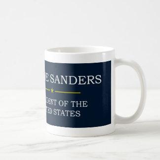 Bernie-Sandpapierschleifmaschine-Präsident V3 Kaffeetasse