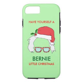 Bernie-Sandpapierschleifmaschine-Sankt-Feiertag iPhone 8/7 Hülle