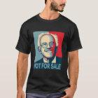 Bernie-Sandpapierschleifmaschine-Shirt v.5 %pipe % T-Shirt