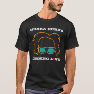 Bernie-Sandpapierschleifmaschine-T - Shirt - Hunka