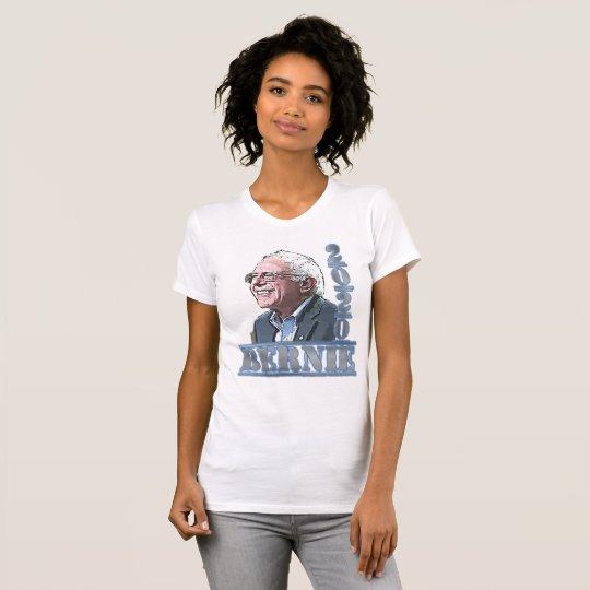 Bernie-Sandpapierschleifmaschine-Wahl-Stützt-shirt T-Shirt