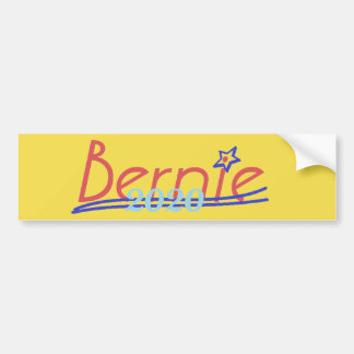 Bernie-SANDPAPIERSCHLEIFMASCHINEN 2020 Autoaufkleber