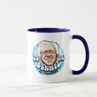 Bernie-Sandpapierschleifmaschinen für Präsidenten Tasse