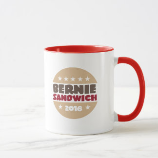Bernie-Sandwich Tasse
