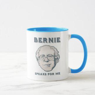 Bernie spricht für mich tasse