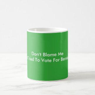 Bernie-Tasse Kaffeetasse