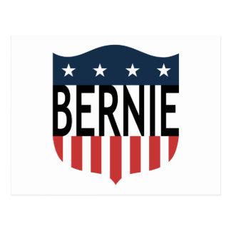 BERNIE-US Flagge Postkarte