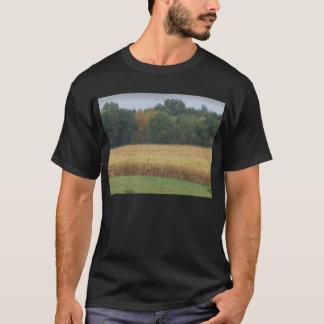 Bernsteinfarbige Wellen des Kornes T-Shirt