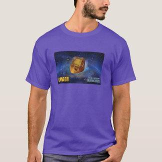 Bernsteinfarbiger T - Shirt