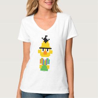 Bert-Pixel-Kunst T-Shirt