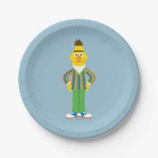 Bert stehend pappteller