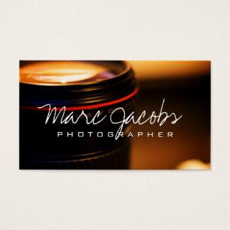 Berufliche moderne Fotograf-Fotografie Visitenkarten
