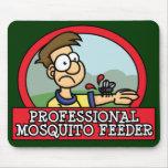 Berufliche Moskito-Zufuhr Mousepad