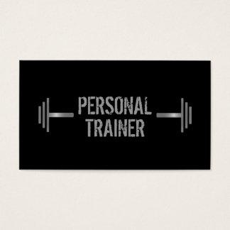 Berufliche persönliche Trainer-Geschäfts-Karte Visitenkarten