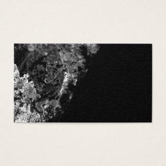 Beruflicher Geschäfts-Karten-Raum-Nova Visitenkarte