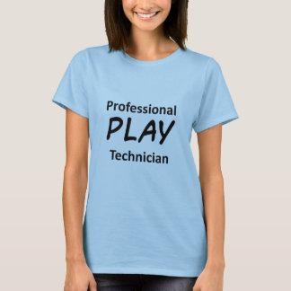 Beruflicher Spiel-Techniker T-Shirt