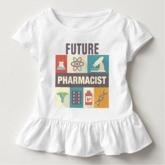 Berufliches Apotheker Iconic entworfen Kleinkind T-shirt