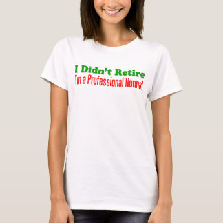 Berufliches Nonna T-Shirt