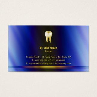 Berufliches zahnmedizinisches | einzigartig visitenkarte