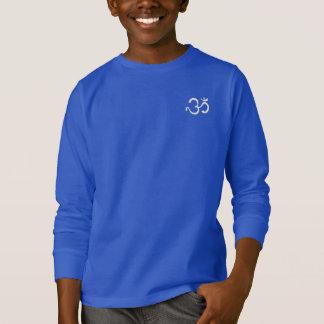 Berühmte Kunst der OM-Symbol-Mode in den T-Shirt