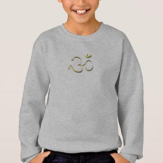 Berühmte Kunst von OM-Symbol - Art auf Mode Sweatshirt