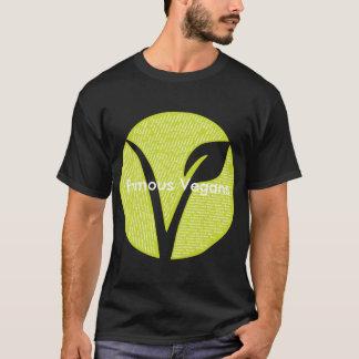 Berühmter Vegans-T - Shirt