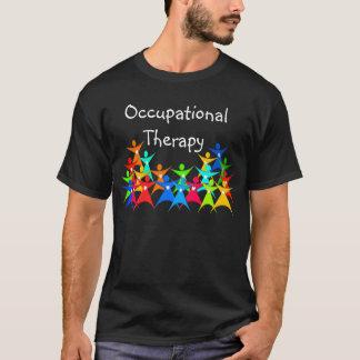 Beschäftigungstherapie-bunter T - Shirt