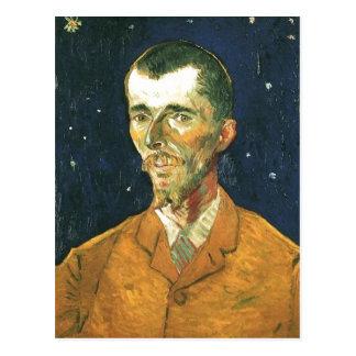 Beschreibungs-Porträt d Gleichheit Vincent van Postkarte