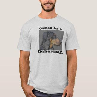 Besessen durch einen Dobermann T-Shirt