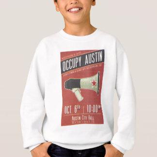 Besetzen Sie Austin - Occupy Wall Street Sweatshirt
