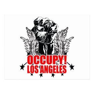 Besetzen Sie Los Angeles Postkarten