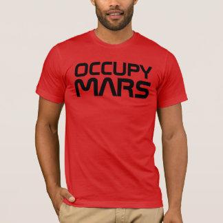 """""""BESETZEN SIE MARS """" T-Shirt"""
