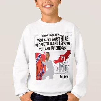 Besetzen Sie Obama Sweatshirt