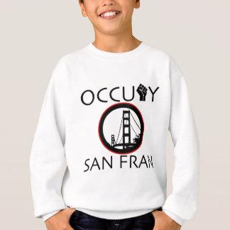 Besetzen Sie San Fransisco Sweatshirt