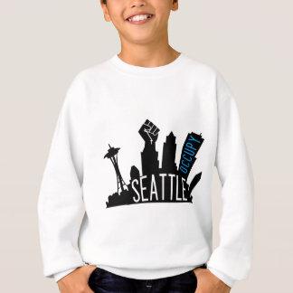Besetzen Sie Seattle Sweatshirt