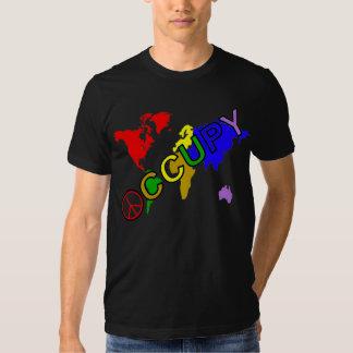 Besetzen Sie T-shirts
