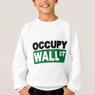 Besetzen Sie Wall Street Sweatshirt