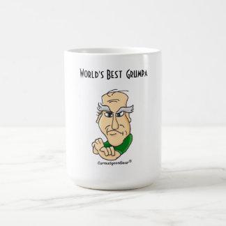 Beste das Grumpa der Welt Tasse