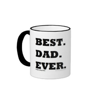 Beste der Vatertags-Tasse Vati-überhaupt
